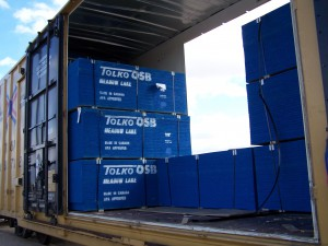 Lumber Transload