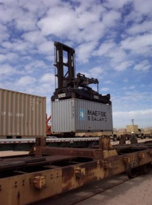 Inland Port Logistics Hub