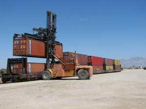 International Intermodal Service